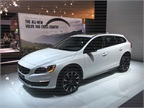 Volvo s V60 Cross Country all-road luxury vehicle