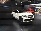 Mercedes-Benz USA s GLE63 Coupe