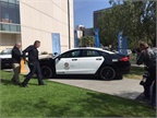 The Police Responder Hybrid was revealed at Los Angeles Police