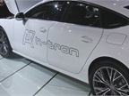 Audi s A7 Sportback h-tron has achieved 310 miles of range in initial
