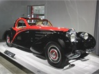 The 1939 Bugatti Type 57C Atalante was powered by a supercharged