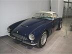 The 1956 Ferrari 250GT Berlinetta used aluminum to reduce body weight.