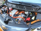 The Bolt EV uses three inverters to convert electrical current between