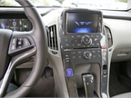 The Volt arrives with a 7-inch display, leather wrap steering wheel,