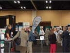 Industry group NGVAmerica co-located its event with the 2012 Green