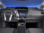 The 2012 Prius V is one of the first Toyota vehicles to feature the