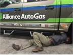 During the 2016 Work Truck Show, Alliance AutoGas completed a
