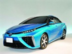 FUEL CELL Set to arrive in summer 2015, the Toyota FCV is joining a