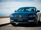 The 2014-MY Passat TDI gets a 2.0L inline four that provides 140 hp