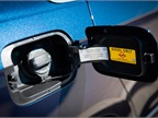An 18.5-gallon gas tank provides a range of well over 600 miles.
