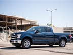 This model comes with the SuperCab extended cab. The truck is also