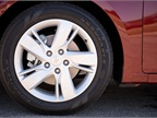 The Cruze Diesel gets 17-inch forged wheels.