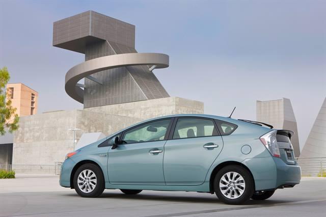 <p>The 2012-MY Prius Plug-in Hybrid.</p>