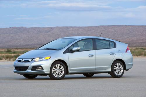 <p>MY 2012 Honda Insight EX</p>