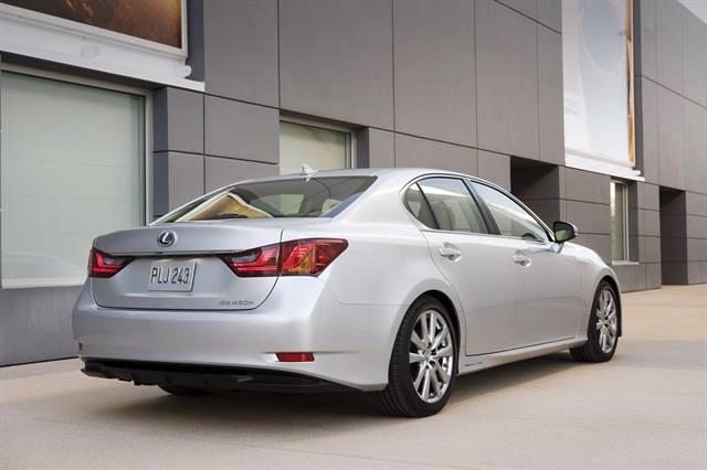 <p>Lexus GS 450h</p>