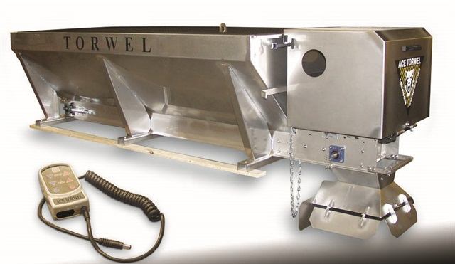 <p>Ace Torwel dual-motor spreaders. (PHOTO: Ace Torwel)</p>
