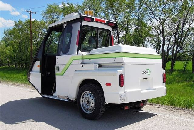 Go 4 Ev Urban Utility Vehicle Products Electric