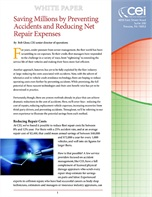 Saving Millions by Preventing Accidents and Reducing Net Expenses