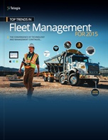 Top 2015 Trends in Fleet Management