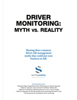 Are You Scared of Driver Monitoring Myths?